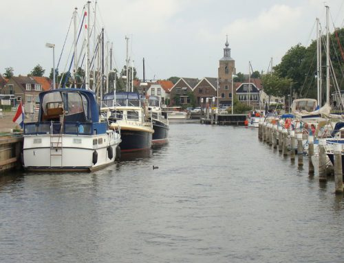 Beheersreglement van de haven